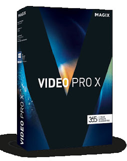 MAGIX Video Pro X9 15.0.4.171 Crack [Latest] Full Version