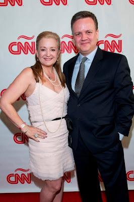 MIAMI EN ESCENA: La fiesta de CNN en Español en Nueva York