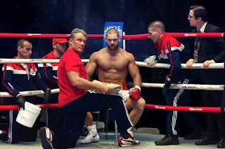 Dunia Sinema Creed II Ivan Drago dan Putranya, Victor