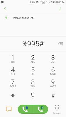 Cek Nomor Smartfren Lewat Kode USSD *995#
