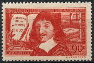 France 1937 Rene Descartes, Discours