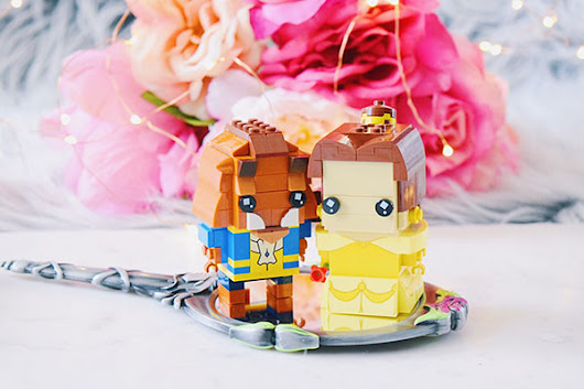 LEGO Review | Beauty and the Beast Brickheadz
