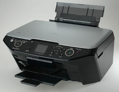 Epson Stylus Photo RX585 Printer Driver Download