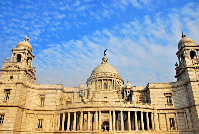 Victoria Memorial Hall in Kolkata