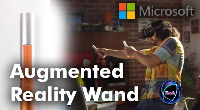 Microsoft's Augmented Reality Wand