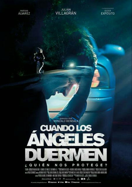 WHEN THE ANGELS SLEEP (CUANDO LOS ANGELES DUERMEN) (2018) ταινιες online seires oipeirates greek subs