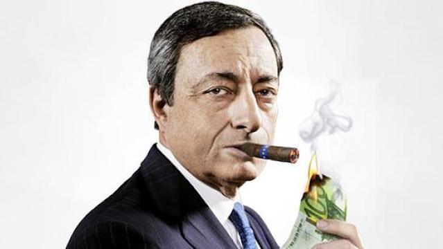 Italia: ladies and gentlemen, Mario Draghi
