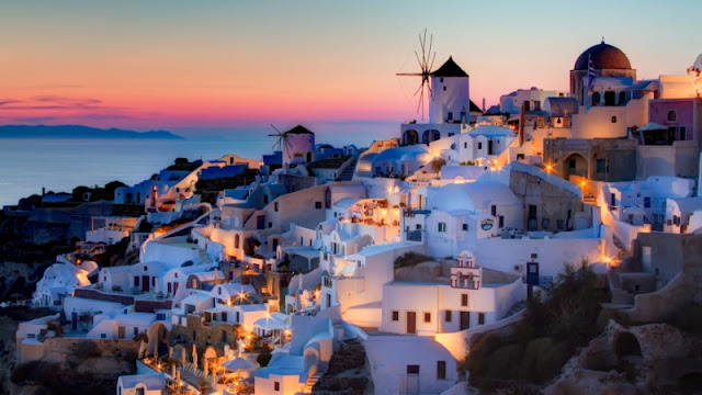 last minute holidays to greece