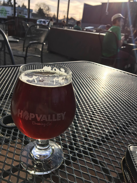 Hop Valley Brewing Co. | A Hoppy Medium