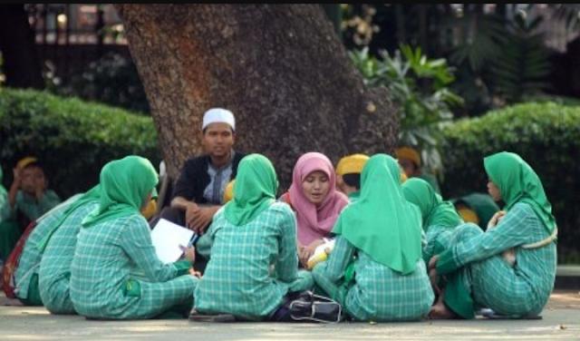 PBNU Tolak Kebijakan Sekolah Lima Hari Sepekan