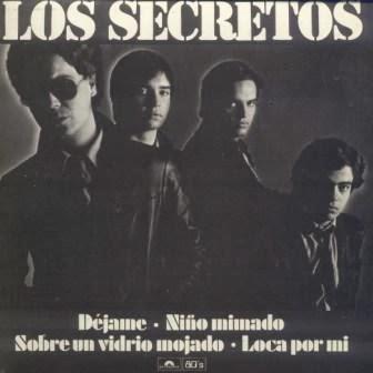 Los secretos (1981), primer disco de Los secretos