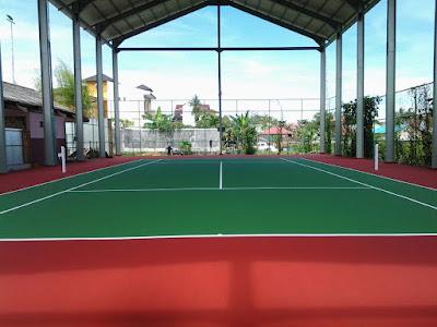 Kontraktor Pembuatan Lapangan Olahraga Tenis Profesional