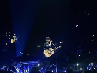 Illuminate tour London Shawn Mendes