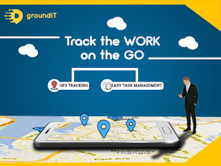 Bring your business to the next level with GroundIT App