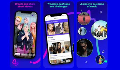 Pesaing Aplikasi Tiktok Yaitu Lasso Yang Dirilis Oleh Facebook