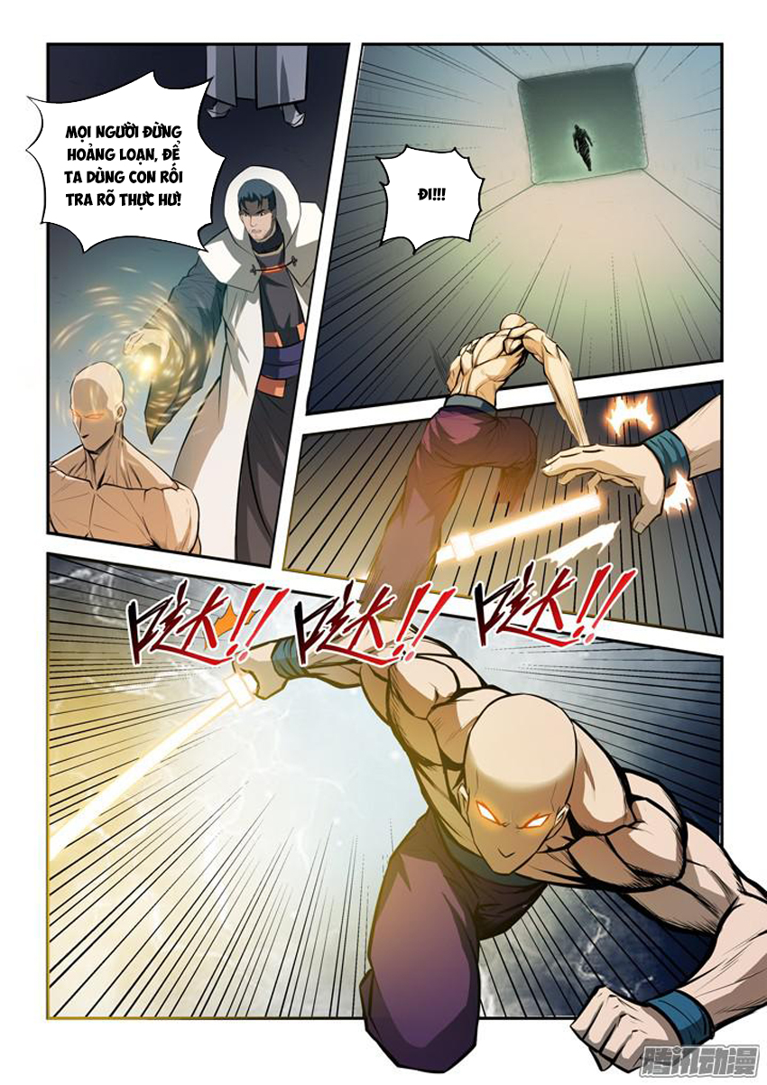 Bách Luyện Thành Thần chap 201 - Trang 8