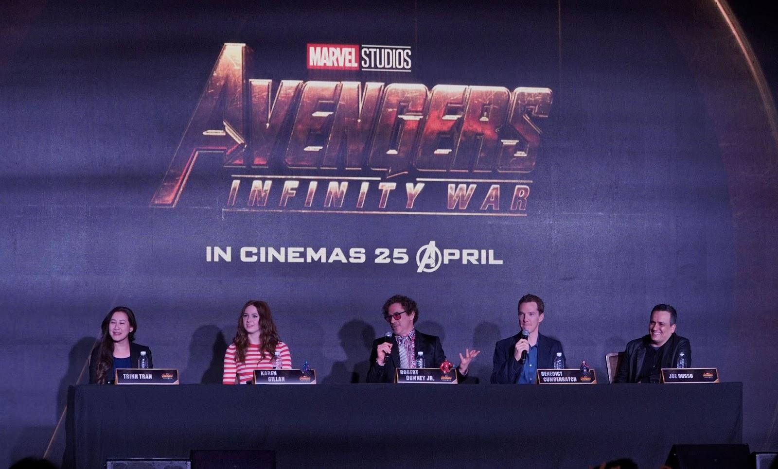 Lakwatsera Lovers: SM Cinema Assembles Marvel Fans for ...