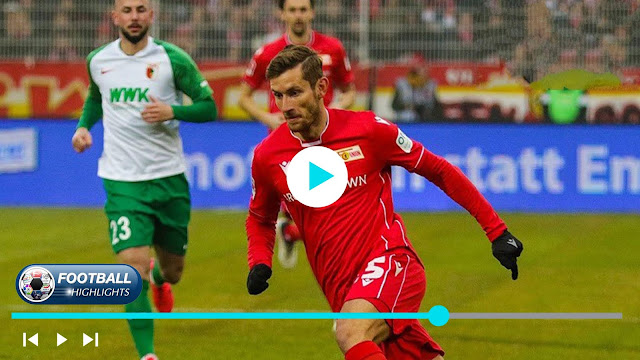 Union Berlin vs Augsburg – Highlights
