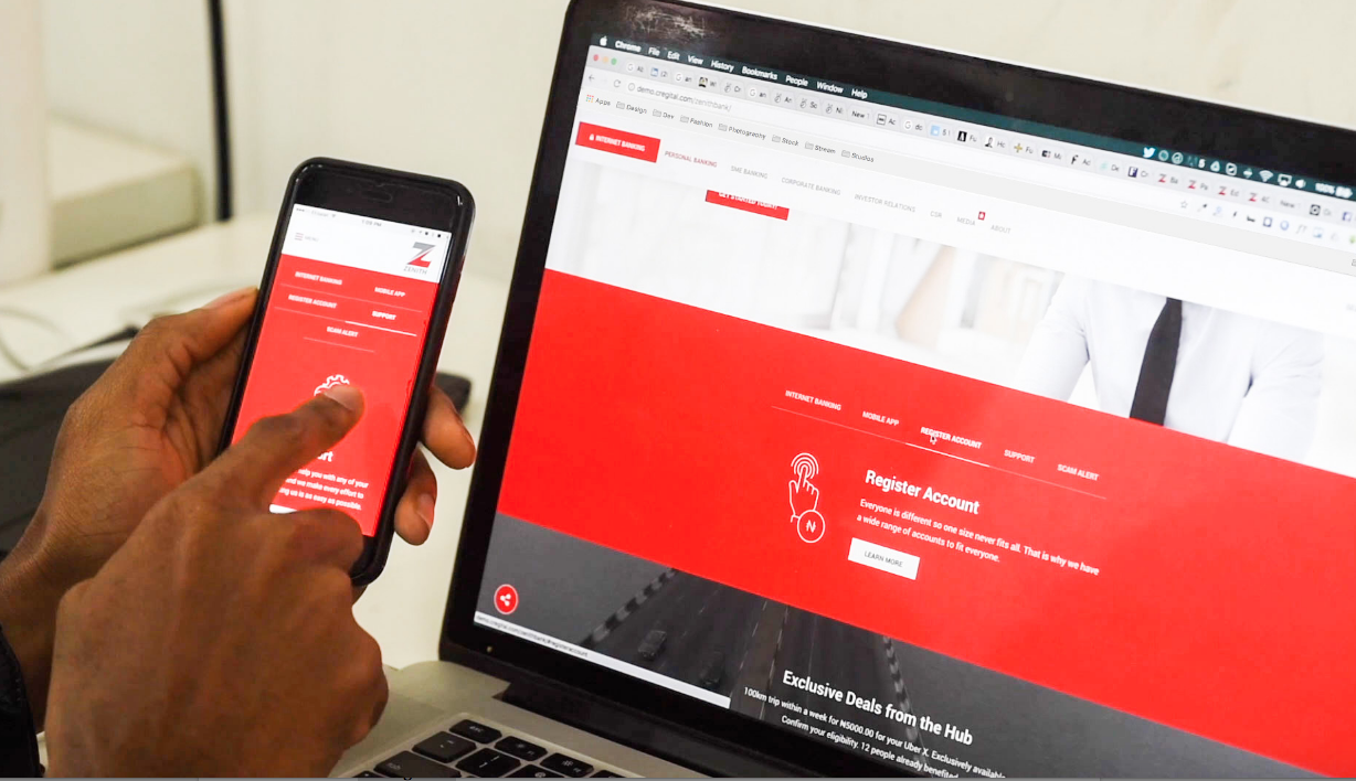 How to Transfer Money from Zenith Bank to any Bank of Your Choice