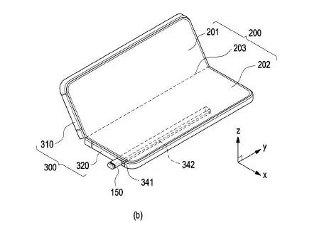 S Pen Samsung Galaxy Z Fold