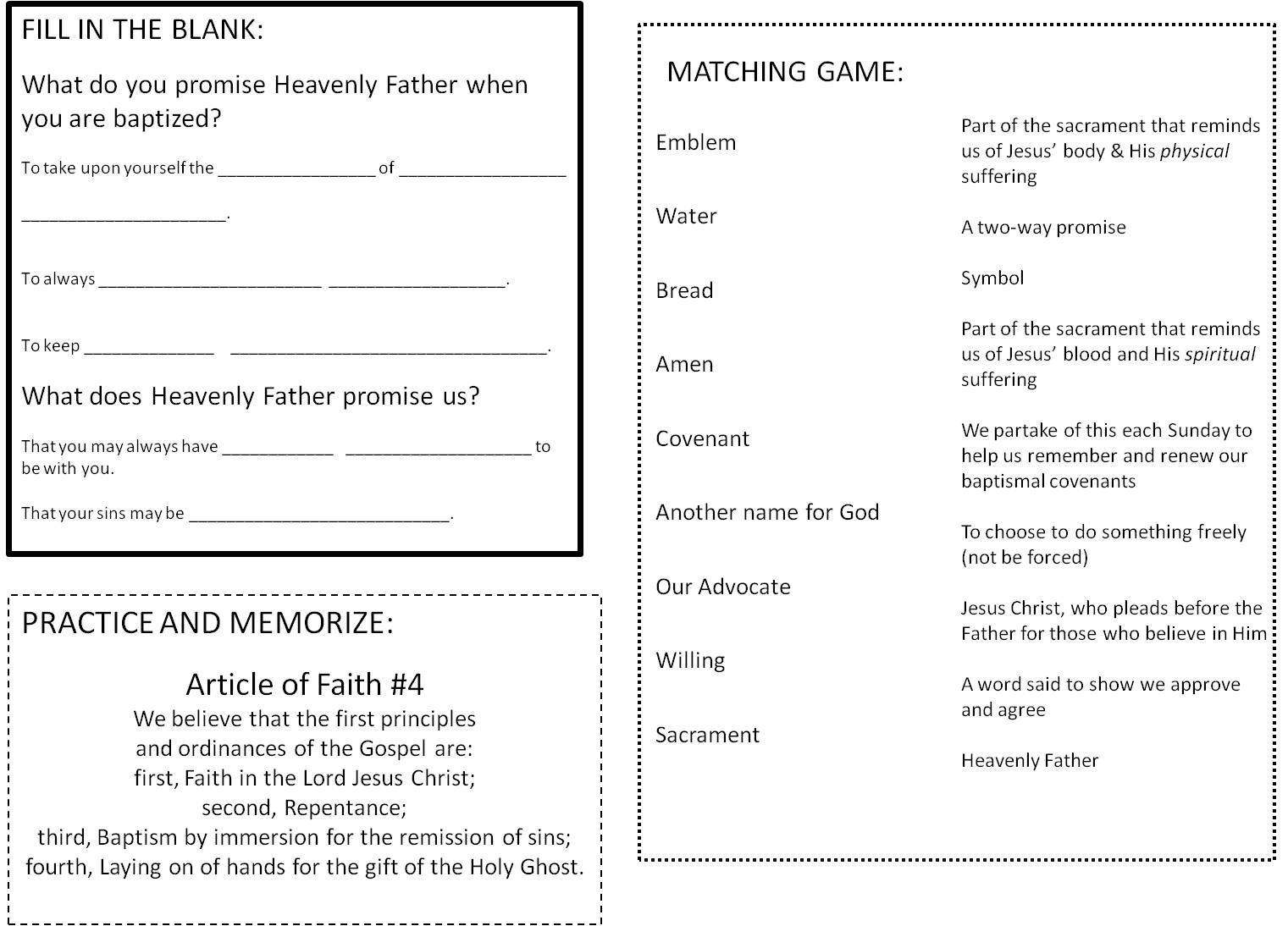 Codependency Worksheet Christ
