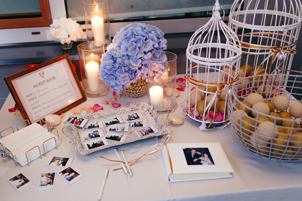 fuji polaroid kāzās