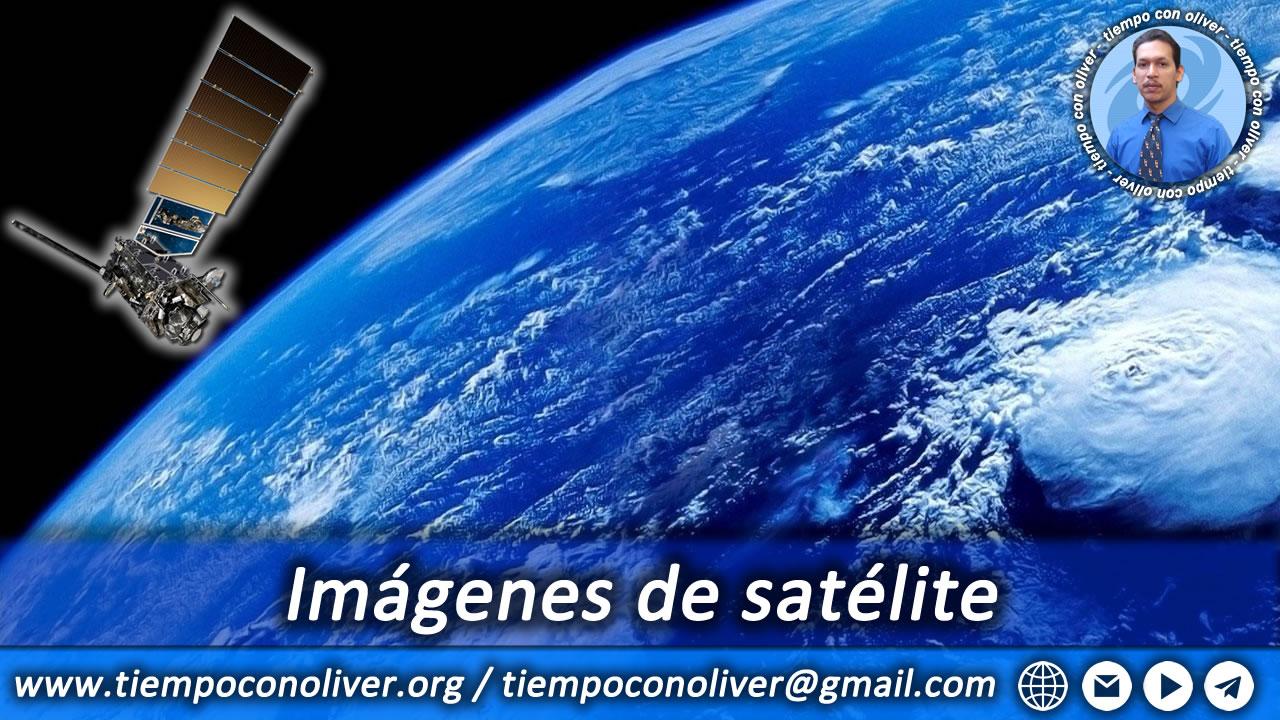 satelites meteorologicos en tiempo real