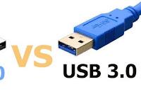 Perbedaan Antara Port USB 2.0 dan USB 3.0