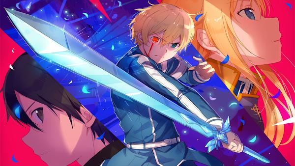wallpaper Sword Art Online Alicization eugeo