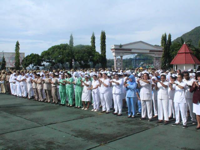 Dinkes Siap 1500 Tenaga Perawat Saat PON XX 2020