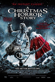 A Christmas Horror Story Movie Review