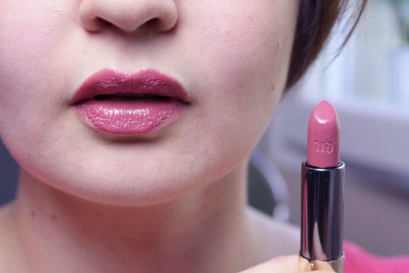 Urban Decay Vice Lipsticks