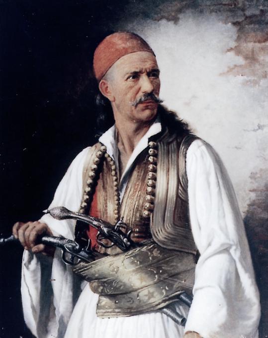 Δημήτρης Μακρής Ο Απροσκύνητος Καπετάνιος του Μεσολογγίου
