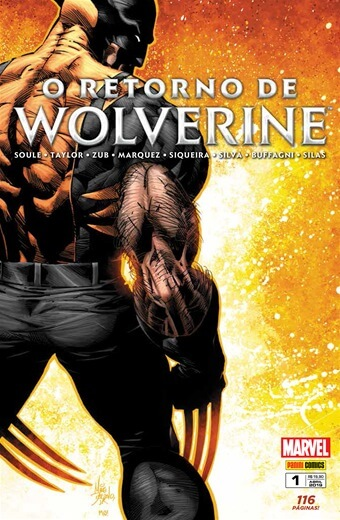 O Retorno de Wolverine no 1 - Review