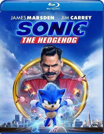 Sonic the Hedgehog 2020 BluRay 720p 480p Dual Audio In Hindi