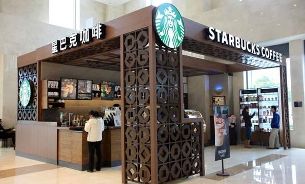 Starbucks vai abrir 2.500 lojas na China