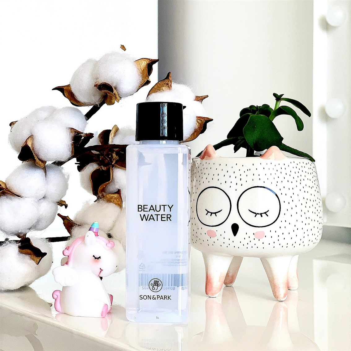 Son & Park Beauty Water blog