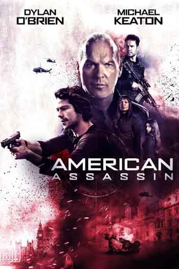 American Assassin 2017 480p 350MB BRRip Dual Audio