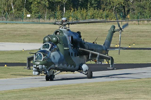 Mil Mi-35 Hind Crocodile