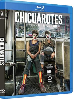 Chicuarotes [2019] [BD25] [Latino]