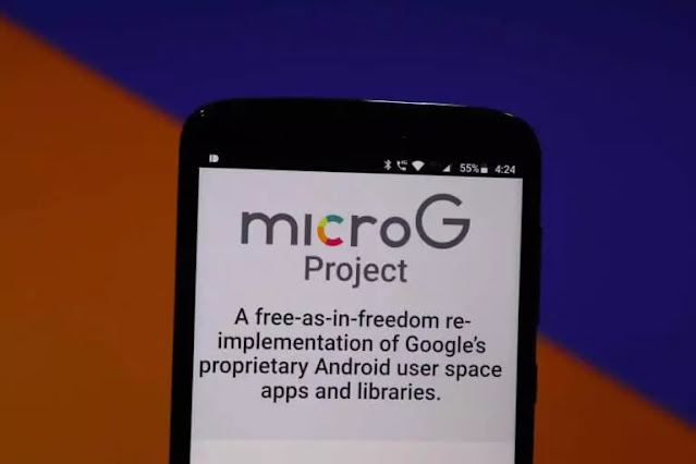 ما هو microG GmsCore؟ البديل لخدمات Google Play
