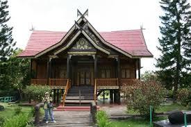 Keunikan-Rumah-Adat-Panggung-Kajang-Leko-dari-provinsi-Jambi