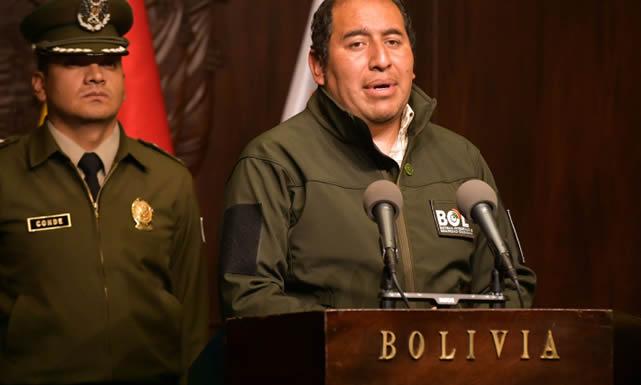 Santamaría responsabiliza a Andrónico Rodríguez por cierre de bancos y escasez de combustibles en el Trópico