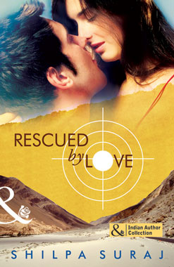 Rescued by Love by Shilpa Suraj Review by Njkinny on Njkinny's Blog