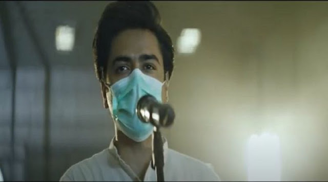 Shehzad Roy Wearing masks and Singing National Anthem is going Viral
