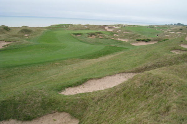 Whistling Straits has been the site of multiple PGA Championship tournaments