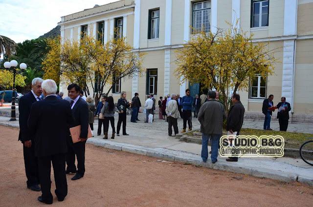 Ναύπλιο: Διεκόπη και πάλι η δίκη των δημάρχων και των στελεχών του Καζίνο Λουτρακίου