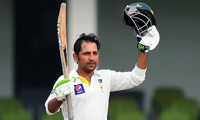 Sarfraz Ahmed named Pakistan's T20I Cricket Captain