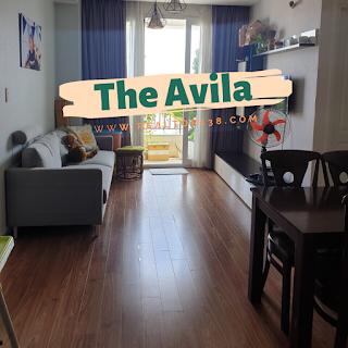 chung cư the avila 2 phòng ngủ đường an dương vương