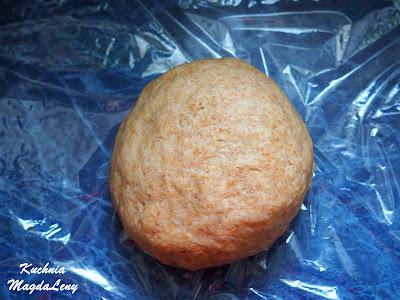 Pełnoziarniste ciasto półkruche